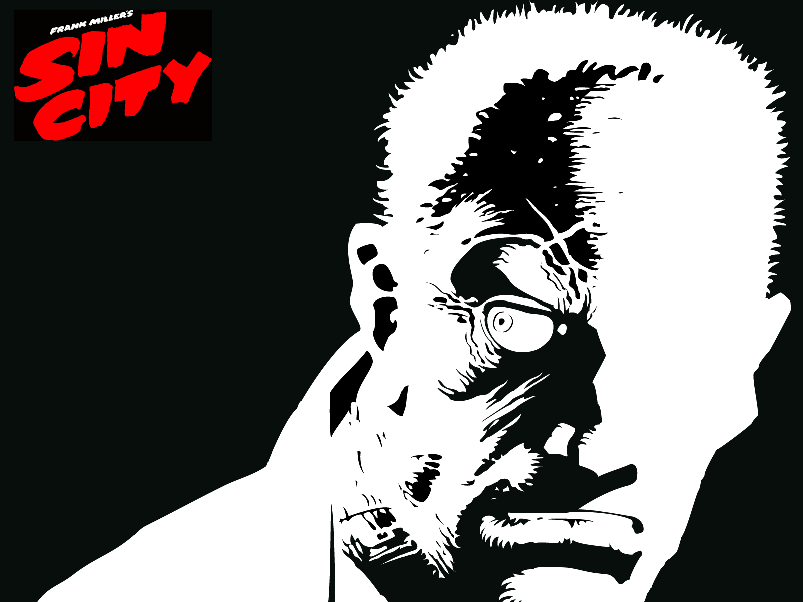 Sin City Hartigan Comic